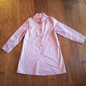 Joe Fresh Pale Purple Mac Jacket Size L